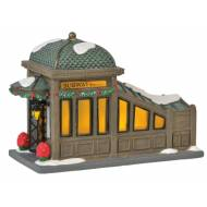 56TH STREET STATION, Animated, Compare at $95