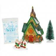 ST. NICHOLAS CHAPEL, Set of 4, Compare at $93