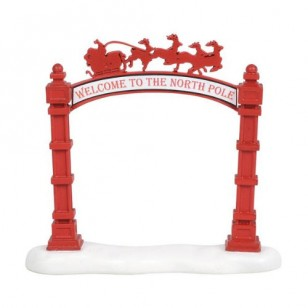 North Pole Archway, Compate at $40