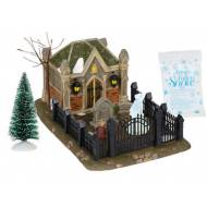 Christmas Carol Cemetery, Compare at $185