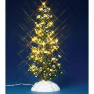 "Lighted Pine Tree, 9"", B/O 4.5V"
