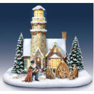 The Light of Christmas, Kinkade, MSRP $149.99 Now $74.99