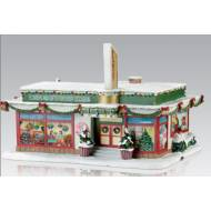 Coca-Cola Holiday Village Florist, was $64.95
