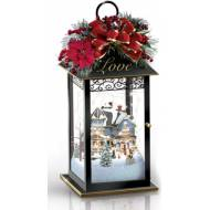 Kinkade HOLIDAY LANTERNS - LOVE