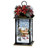 Kinkade HOLIDAY LANTERNS-WONDER