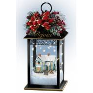 Kinkade Holiday Lantern - Rejoice
