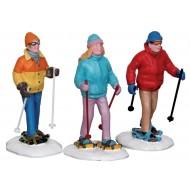 Snowshoe Walkers