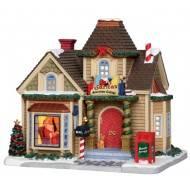Santas Storytime Cottage