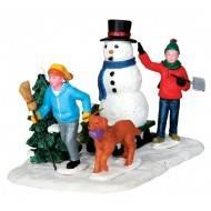 Snowman Transport