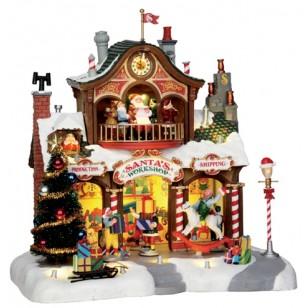 Santa's Workshop, New Updated Edition!