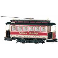 On30 Closed Christmas Street Car, Regular $119.95 Sale $99.99