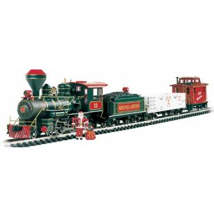 Night Before Christmas G Scale Train Set, was $419.95