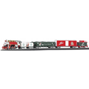 Norman Rockwell Christmas Train Set, HO, Regular $369.95, Save $100