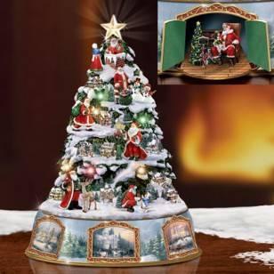 Santas Christmas Journey Tree, MSRP $225