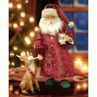 Deer Santa, Was $49.95, Now $23.88