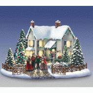Evening Carolers, Musical, MSRP $159.99