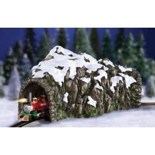 Rocky Mountain HO Train Tunnel