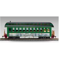 Thomas Kinkade Christmas Express Baggage Car