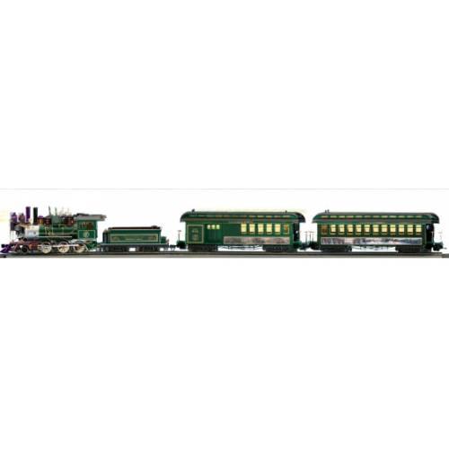 Thomas Christmas Train Set.Thomas Kinkade Christmas Express Train Set Set Of 3