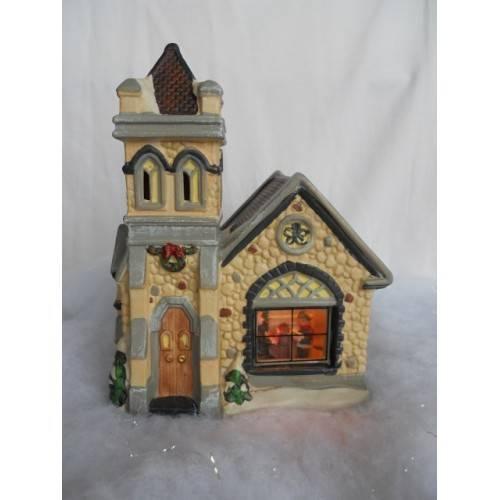 rosemount church on sale christmas village shop