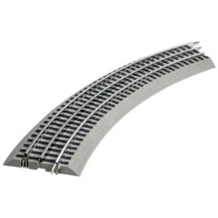 FASTRACK O36 CURVED TRACK 4-PACK