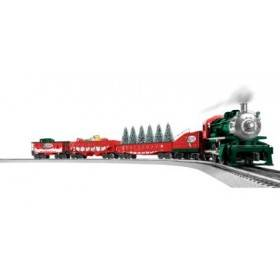 THE CHRISTMAS EXPRESS LIONCHIEF® SET WITH BLUETOOTH®, O Scale