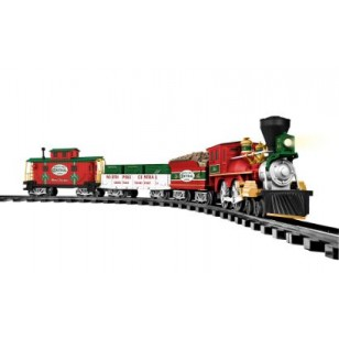 NORTH POLE CENTRAL BATTERY OPERATED SET, LARGE SCALE