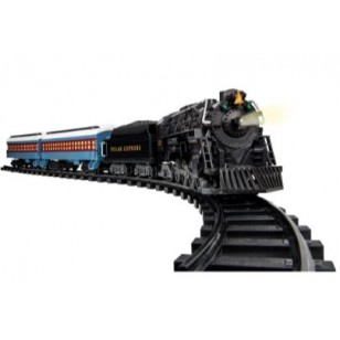 POLAR EXPRESS, BATTERY OPERATED SET, LARGE SCALE