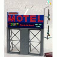 Motel Roadside Billboard, Assembly Required, B/O