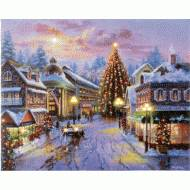 "Town Square Cheer ILLUMINART ® - 12""X16"""