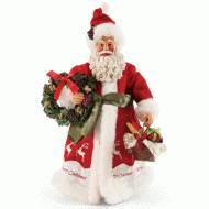 Uncorked Santa