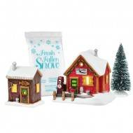 Lakeside Service Gift Set, set of 4